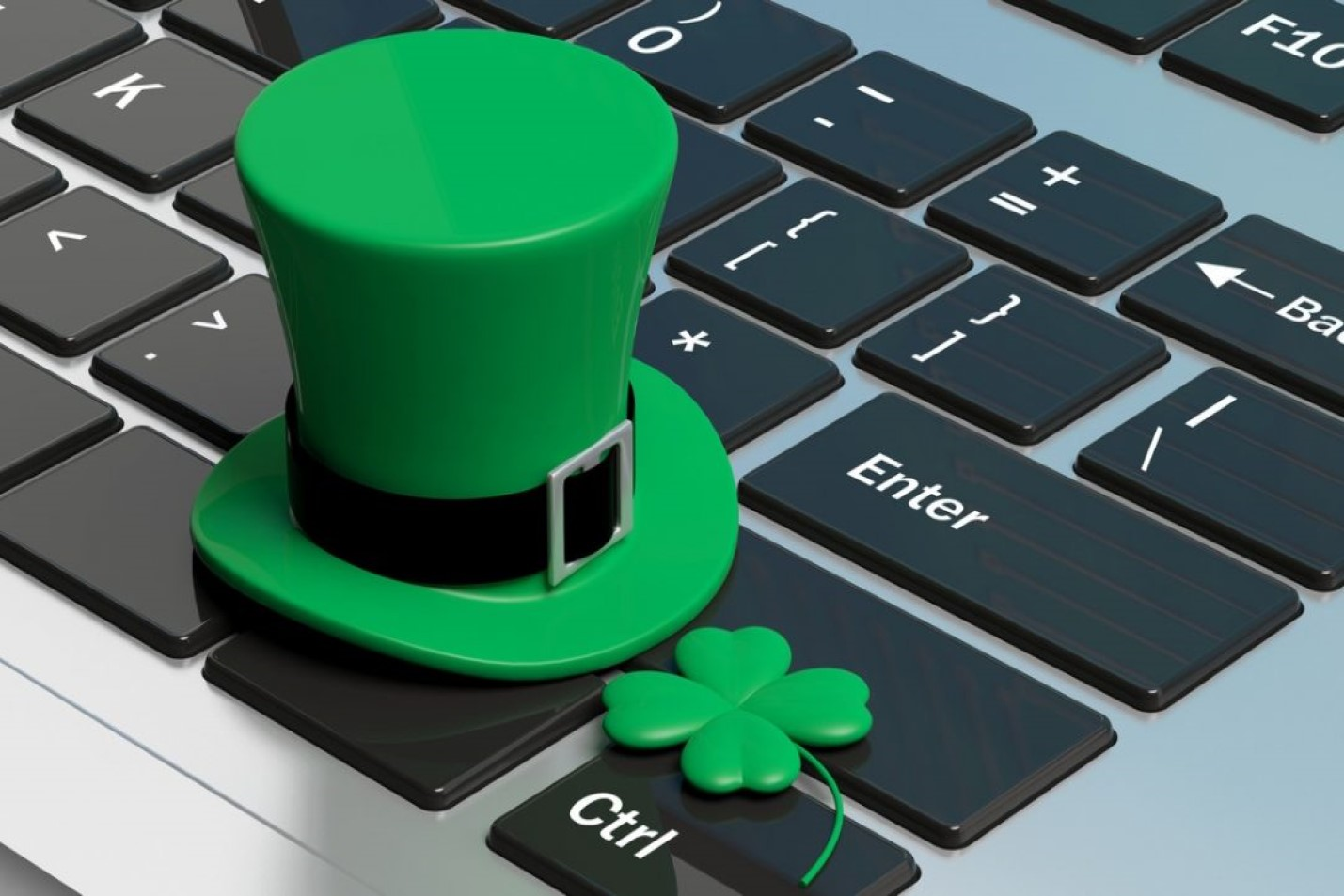 St Patricks Day Marketing